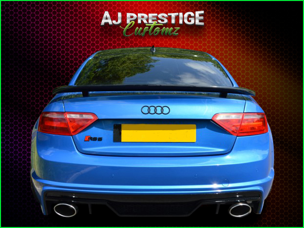 London Audi A5 Body Kit