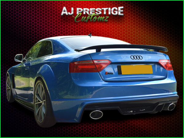 Audi A5 Wide Body Kit London