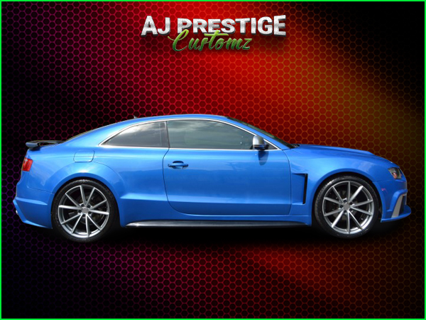 Audi A5 Body Kit London