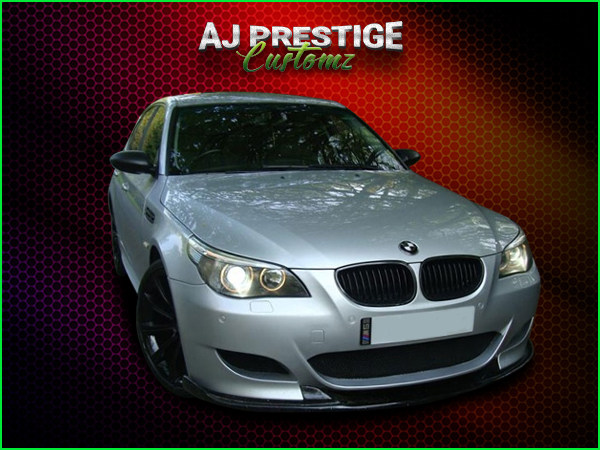BMW E60/E61 to M5 Body Kit