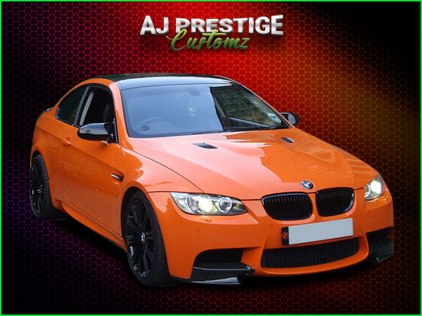 BMW E92/E93 to M3 Body Kit