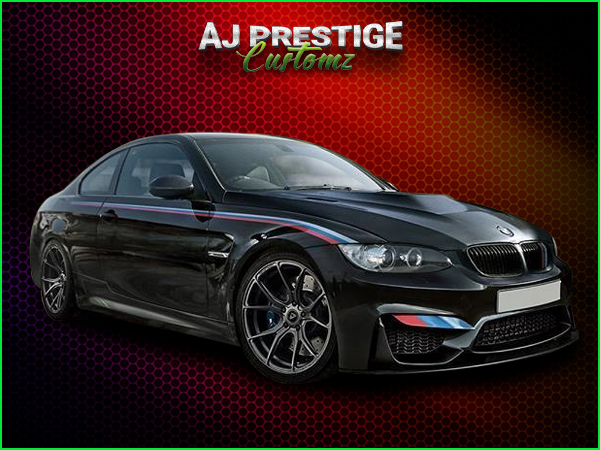 BMW E92 / E93 to M4 Style Body Kit