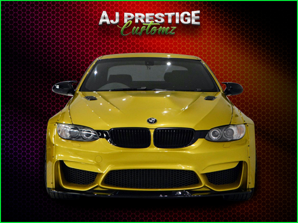 BMW-E92-E93-to-M4-Style-Wide-Body-Kit-(1)