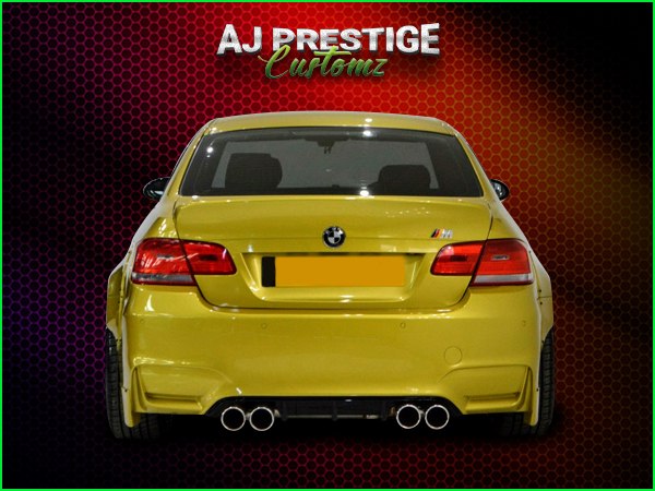 BMW-E92-E93-to-M4-Style-Wide-Body-Kit-(6)
