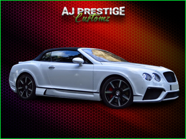 Bentley Continental GT Full Body Kit London