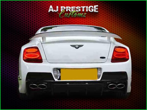 Bentley Continental Wide BodyKit