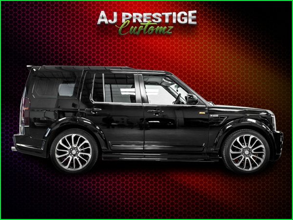Land Rover Discovery Body Kit London