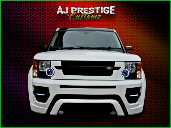 Land Rover Discovery Body Kits