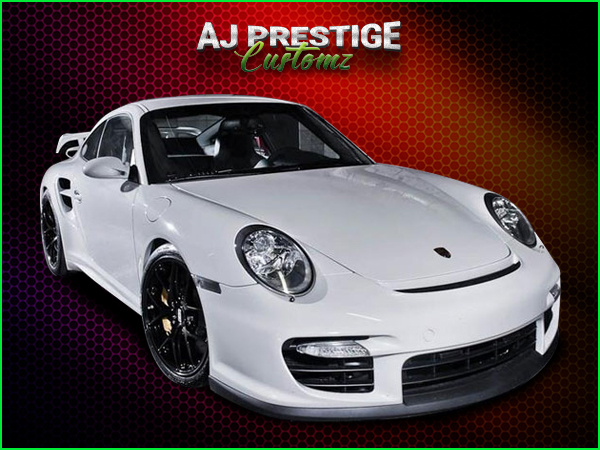 Porsche GT2 Style Body Kit for Porsche 997 (1)