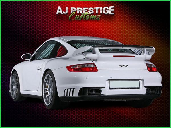 Porsche GT2 Style Body Kit for Porsche 997 (2)