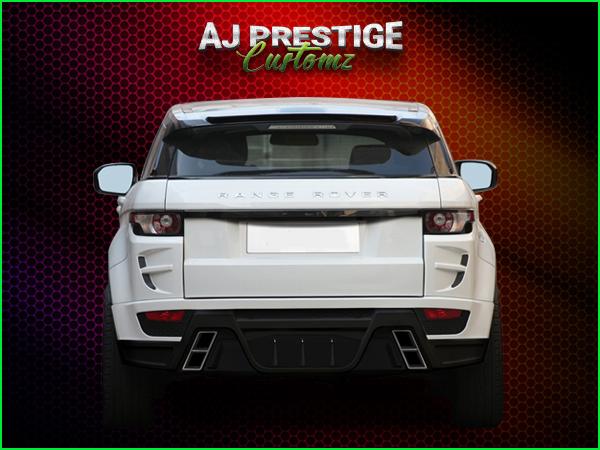 Range Rover Evoque Body Kit