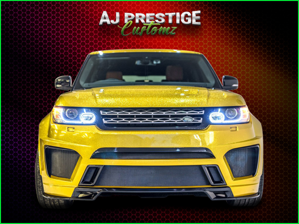 Range Rover Sport L494 Full Body Kit