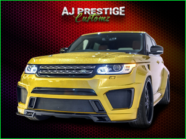 Range Rover Sport L494 Full Body Kits