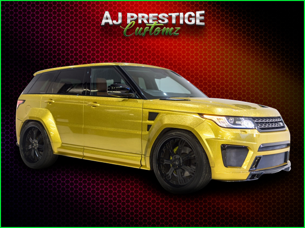 London Range Rover Sport L494 Full Body Kit