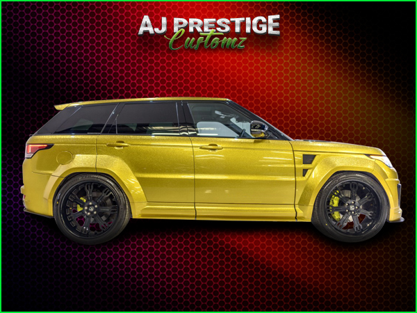 London Range Rover Sport L494 Full Body Kits