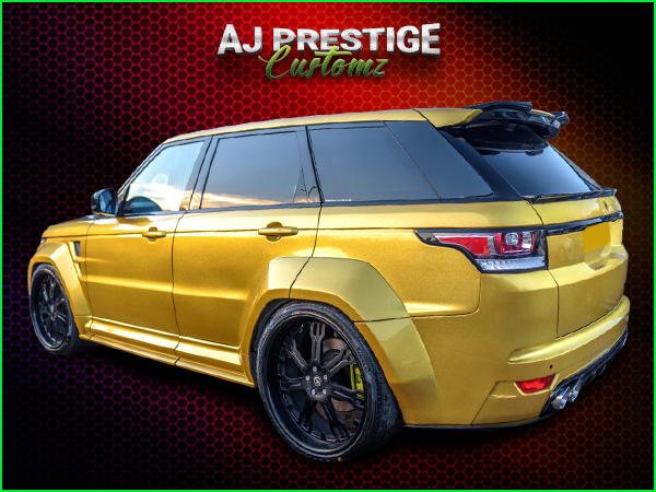 Range Rover Sport L494 Full Body Kits London