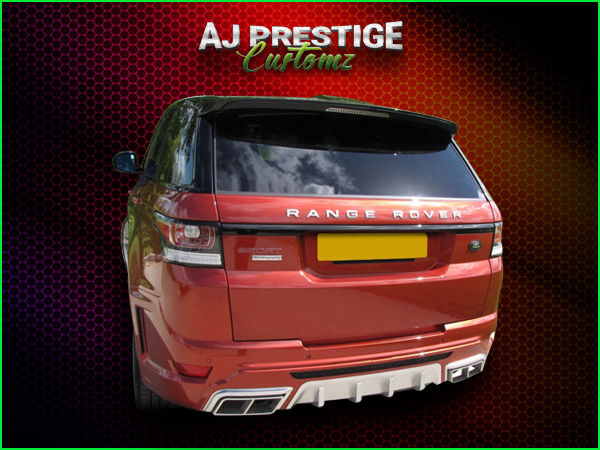 Range Rover Sport L494 LM Body Kit Conversion Upgrade