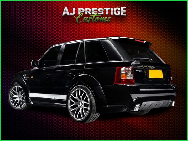 Range Rover Sport Wide Body Kits