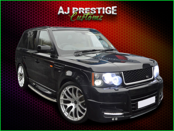 Range Rover Sport N/Wide Body Kit