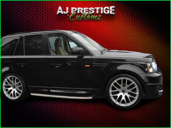 London Range Rover Sport N/Wide Body Kit