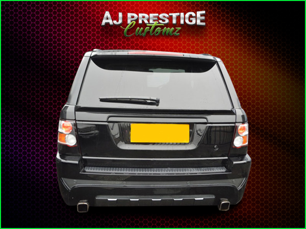 Range Rover Sport N/Wide Body Kit London