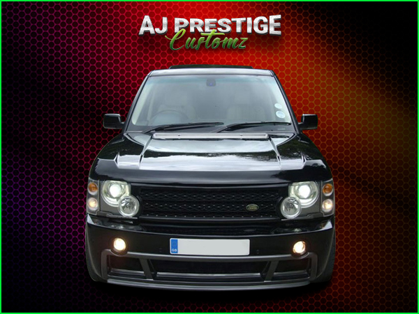 Range Rover Vogue HSE Body Kits