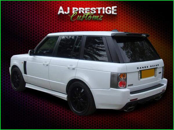 Range Rover HSE Body Kit