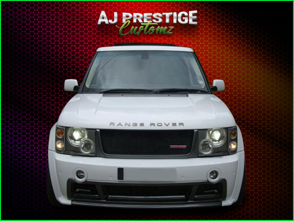 Range Rover Vogue / HSE Wide Body Kit