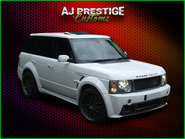 Range Rover Vogue HSE Wide Body Kit