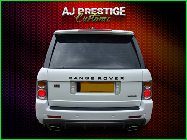 London Range Rover Vogue / HSE Wide Body Kit