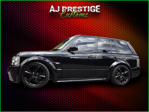 Range Rover Vogue / HSE Wide Body Kits