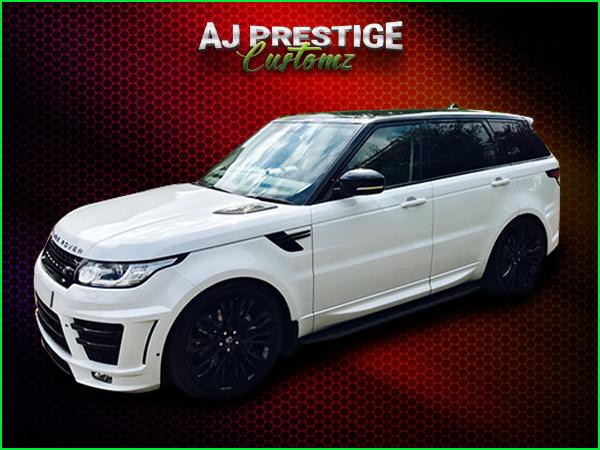 London Range Rover Sport Body Kit