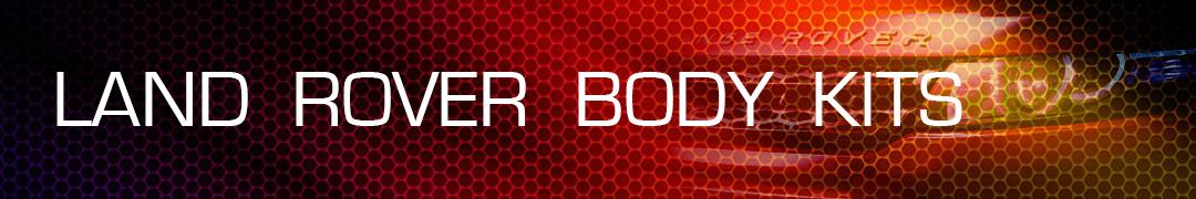 Land Rover Body Kits London