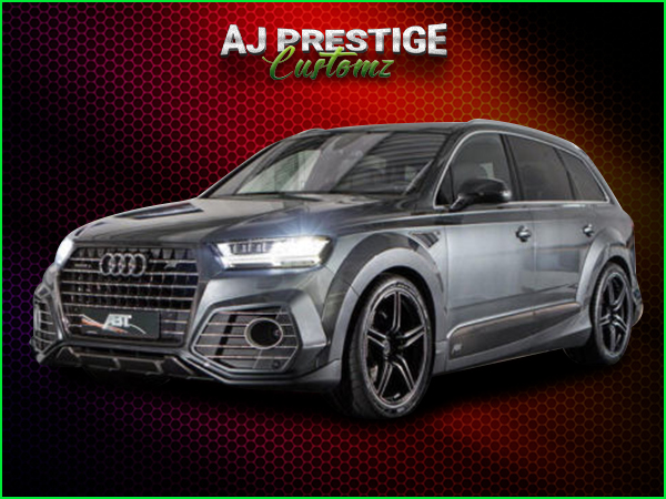 Audi Q7 Sq7 Abt Body Kit Ebay