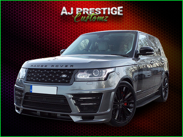 Range Rover Vogue L405 Lumma Style Body Kit