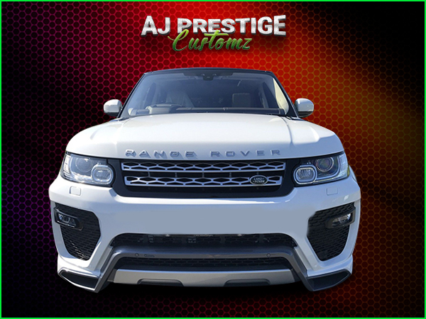 London Range Rover Sport L494 Caractere Body Kit