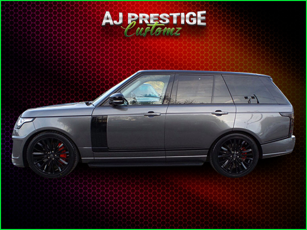London Range Rover Vogue L405 Lumma Style Body Kit