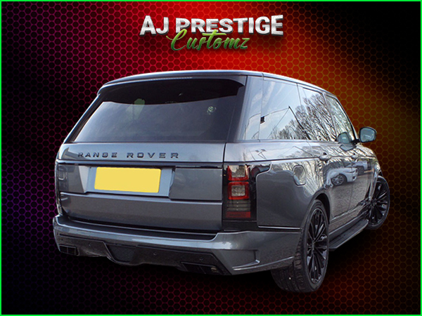 Range Rover Vogue L405 Lumma Style Body Kit London