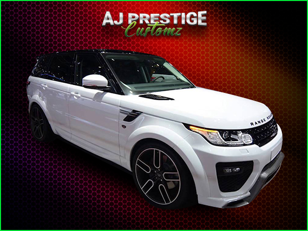 Range Rover Sport L494 Caractere Body Kit London