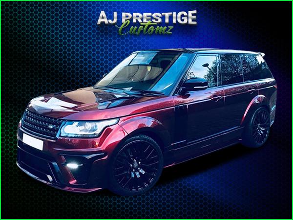 Range Rover Full Arch 2013 2