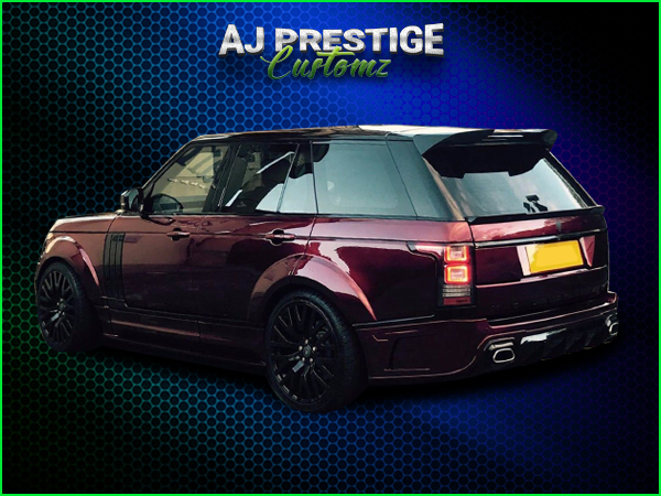 Range Rover Vogue Full Wide Arch 2013-2017 L405 Body Kits
