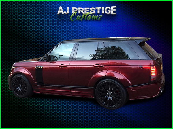 Range Rover Vogue Full Wide Arch 2013-2017 L405 Body Kit London