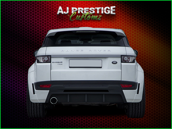 Range Rover Evoque Wide Body Kit
