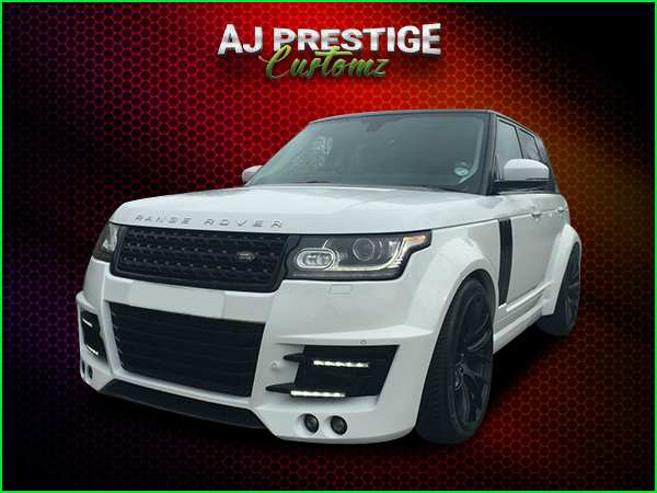 London Range Rover Vogue Wide Arch Body Kit L405 2013 2014 2015