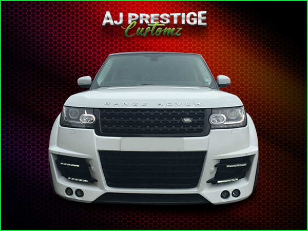 Range Rover Vogue Wide Arch 3
