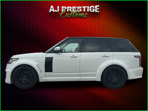 Range Rover Vogue Wide Arch 4
