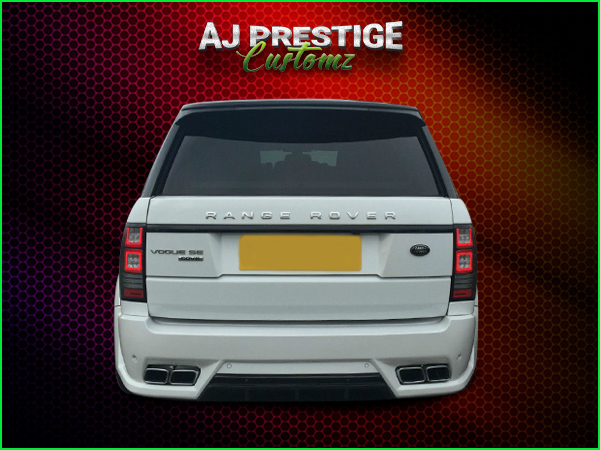 Range Rover Vogue Wide Arch Body Kits L405 2013 2014 2015 London