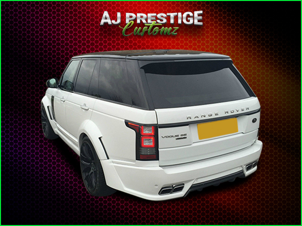 Range Rover Vogue Wide Arch Body Kit L405 2013 2014 2015 London
