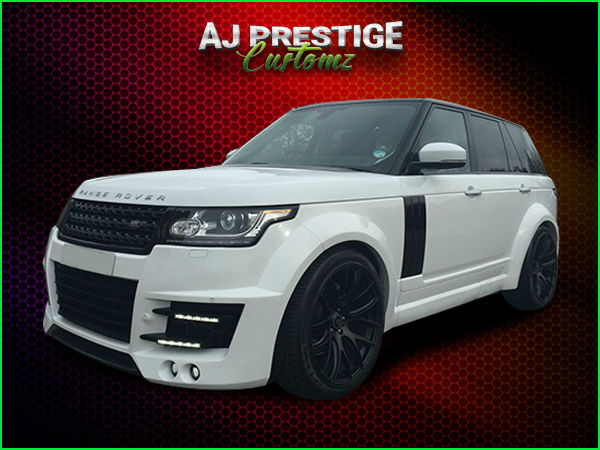 Range Rover Vogue Wide Arch Body Kit L405 2013 2014 2015